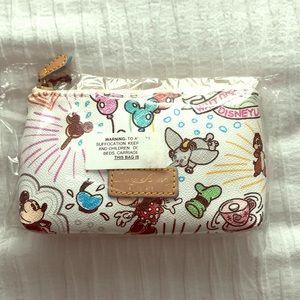 Brand New Disney Dooney make up bag